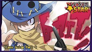 Disgaea 5 Class Guide #4: Archer, Gunner, Ninja, Kunoichi