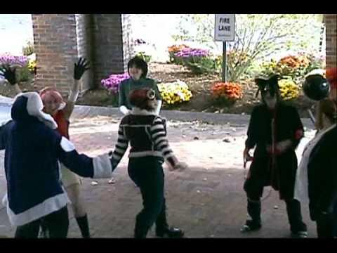 More dance video (AAC08)