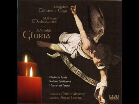 A. Vivaldi - Qui Sedes Ad Dexteram Patris