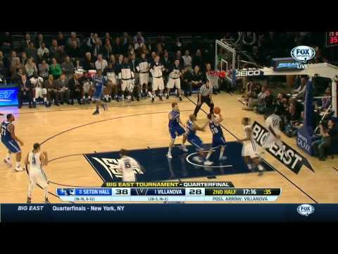 Highlights: Seton Hall Upsets Villanova In BIG EAST Quarterfinals Mp3