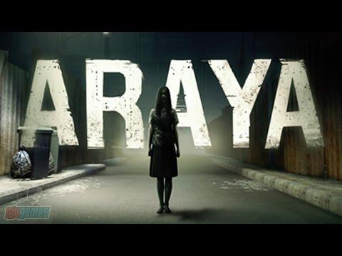 ARAYA Part 1 | Horror Game Let's Play | PC Gameplay Walkthrough