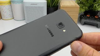 Samsung Galaxy Xcover 4 unboxing