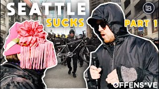 Seattle Sucks Part 1: The Fall of Antifa | Slightly Offens*ve