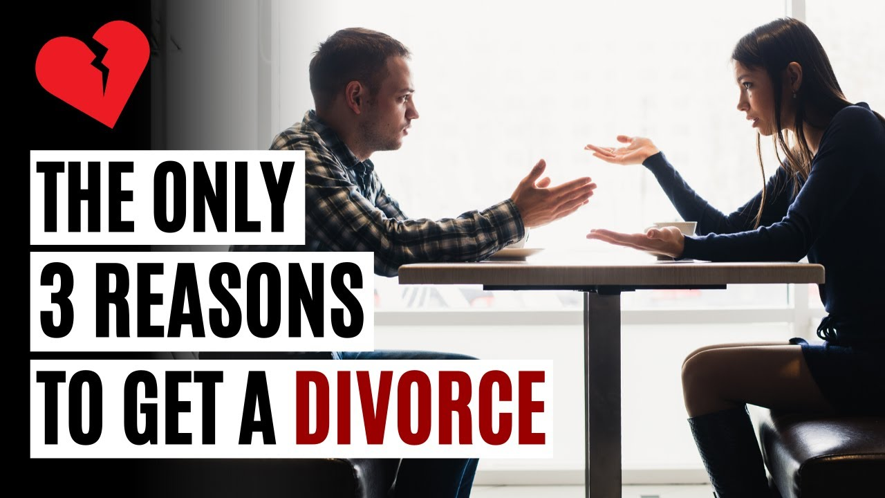 Download The Only 3 Reasons to Get a Divorce