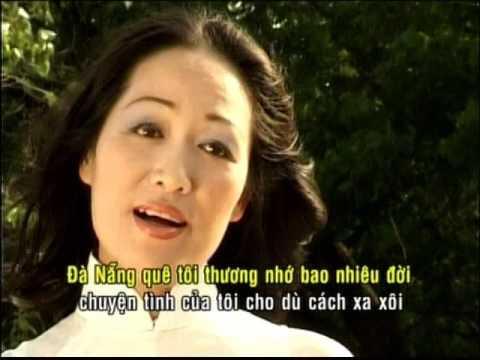 DA NANG QUE TOI Karaoke Lam Hoang