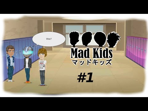 Mad Kids - Episode 1 (Original) | Major Animation Productions