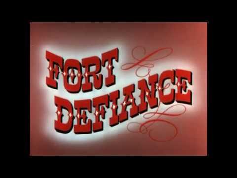 Fort Defiance 1951 con subtítulos en español