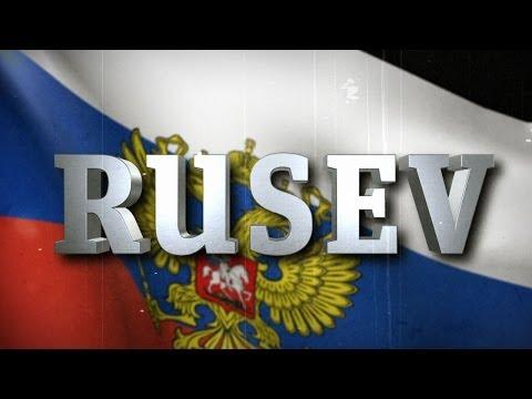 Rusev Entrance Video