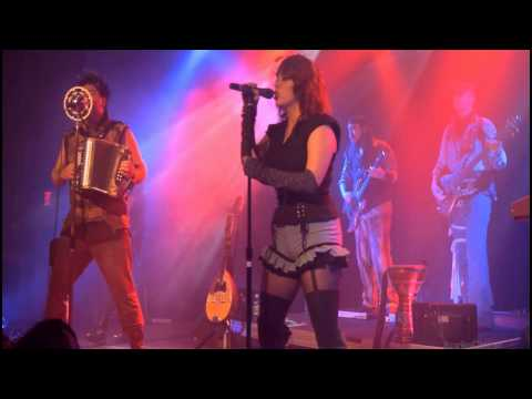Building Steam - Abney Park Live