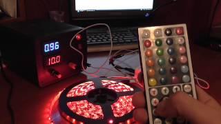 Обзор светодиодной ленты RGB 5050(Простой обзор светодиодной ленты RGB 5050., 2014-01-06T22:39:45.000Z)