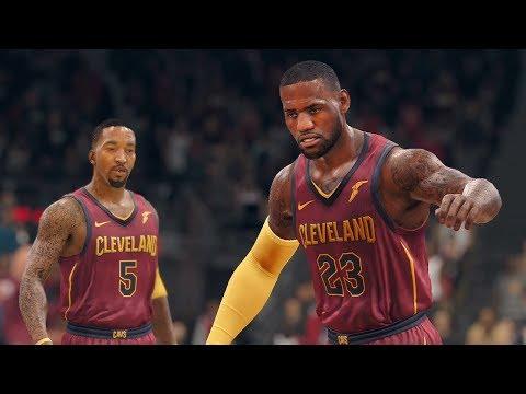 NBA 1/11 Cleveland Cavaliers vs Toronto Raptors   NBA JAN 11 FULL GAME Cavs Vs Raptors (NBA LIVE 18)