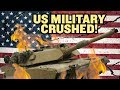 REPORT: US Military CRUSHED by Russia/China | US China Military Strategy
