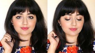 Easy Summer Makeup Look for Indian Skin | corallista