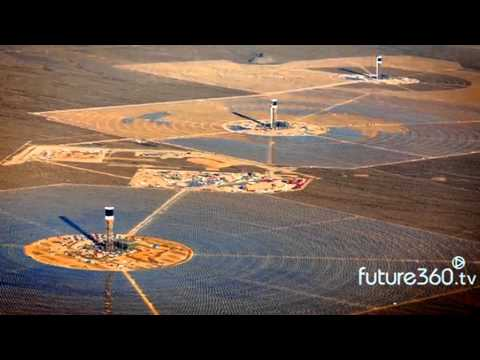 The World's Largest Solar Power Plant Opening in California