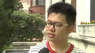 SAT Prep to Growing Chinese-Speaking Community