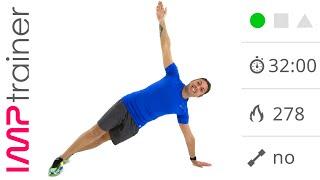Allenamento a Circuito Total Body Intenso Per Principianti