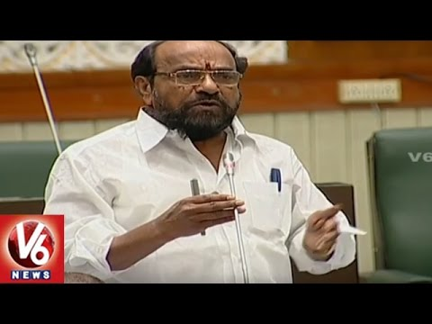 Discussion On Teachers Recruitment | Telangana Assembly Session | V6 News