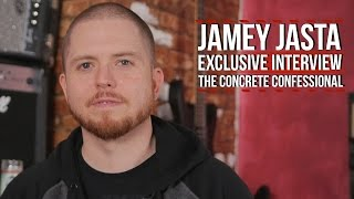 Hatebreed's Jamey Jasta on 'The Concrete Confessional' + Addiction
