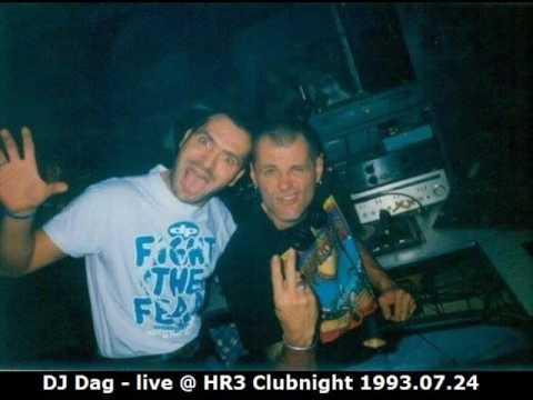 dj dag clubnight