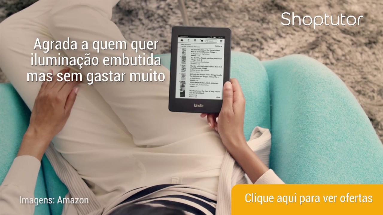 Qual Kindle Comprar  - YouTube dd8bc496a4210