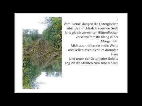 Arnold Maury - Vom Turme klangen die Osterglocken... (1982) (1/9)