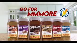 Pureheart Nutspread TVC Edit 1