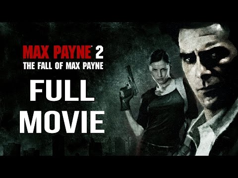 Max Payne 2 - Full Walkthrough/ Movie