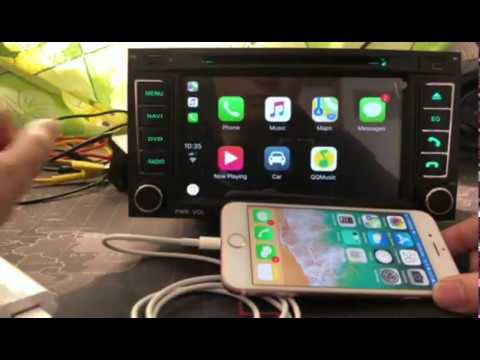 How To Install Carplay Adapter Youtube