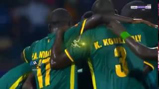 اهداف مباراة تونس والسنغال 0-2 شاشة كاملة ( كاس امم افريقيا 2017 ) HD