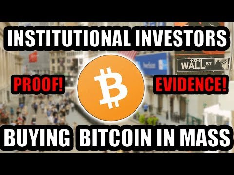 PROOF: INSTITUTIONS SECRETLY BUYING BITCOIN IN MASS VIA OTC!!! [Cryptocurrency News]