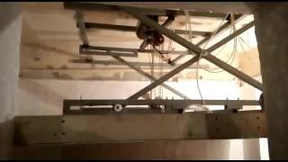 Опускающийся потолок. Квесты. Оборудование для квестов. Электроника для квестов(, 2016-04-12T19:32:05.000Z)