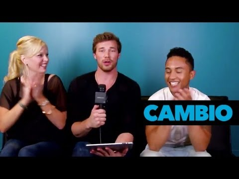 'Baby Daddy' Cast Interview   Cambio