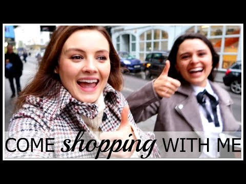COME SHOPPING WITH ME! | Niomi Smart AD