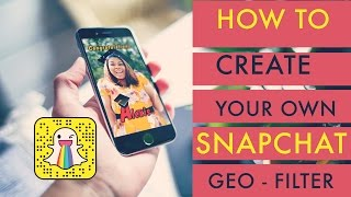 "How To Make Custom ""Snapchat Filters"" in Photoshop & Illustrator"