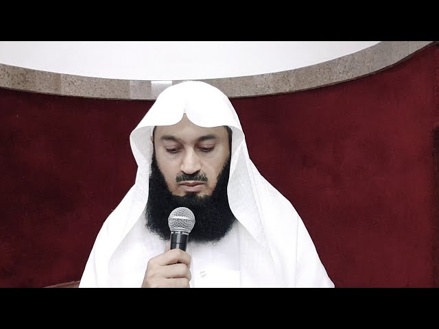 Restrictions due to Coronavirus from an Islamic Perspective - Mufti Menk