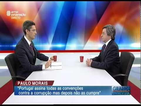 A grande corrupção na Grande Entrevista da RTP