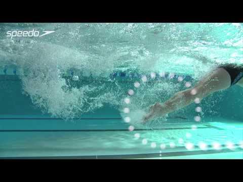 Butterfly Swimming Technique Kick- Speedo