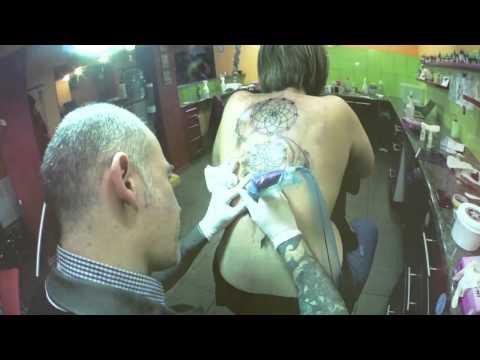 Jah Love Tattoo Studio Tatuażu Warszawa Prezentacja Ekipy