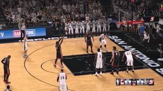 NBA 2K15 PC Gameplay Clear Video 1080p