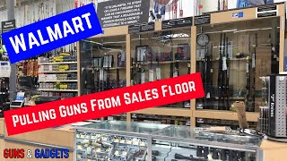 Walmart Pulling Guns From Sales Floor Because Of Not So Peaceful Protests