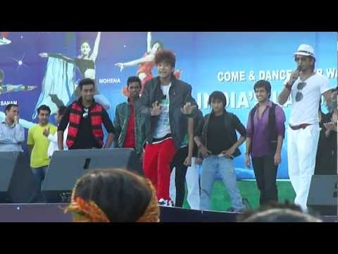 dance india dance world record - raghav live performance