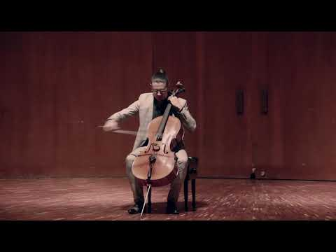 Gaspar Cassadó Suite for Cello Solo (Complete): Santiago Cañón Valencia