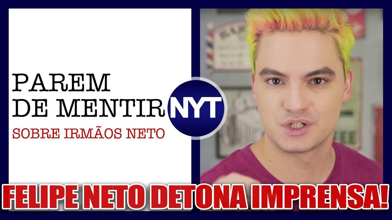 Resultado de imagem para estadão notícia de Felipe Neto
