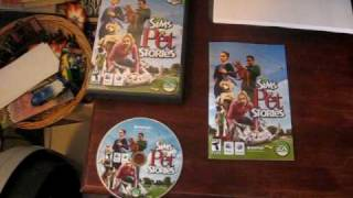 The Sims Pet Stories - Mac - DVD