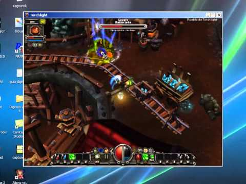 Hack Torchlight Gold Y Exp Con Cheat Engine 6.1