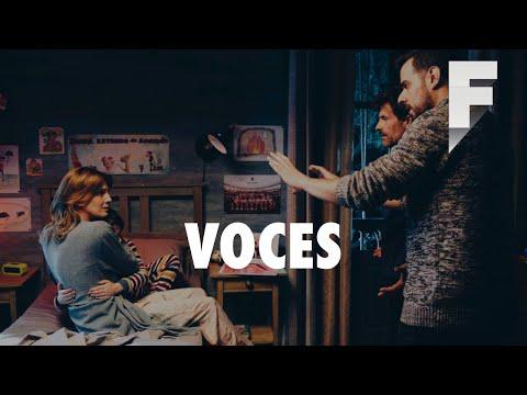 Trailer teaser de VOCES 🎞️, película de terror