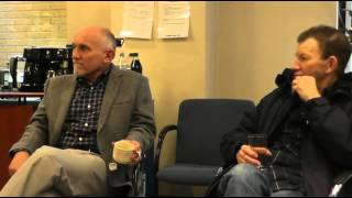 Armin Shimerman and Max Grodenchik interviewed at the SciFi Ball by TrekMate