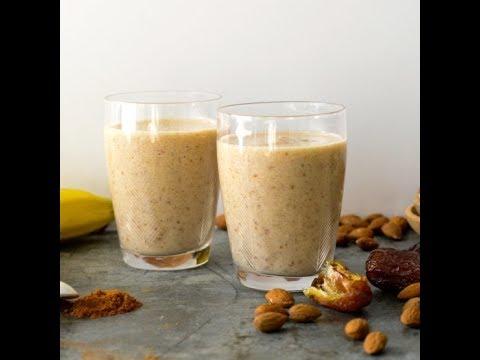 Banana Walnut smoothie-Summer Delight
