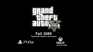 GTA 5 for Playstation 10 Trailer