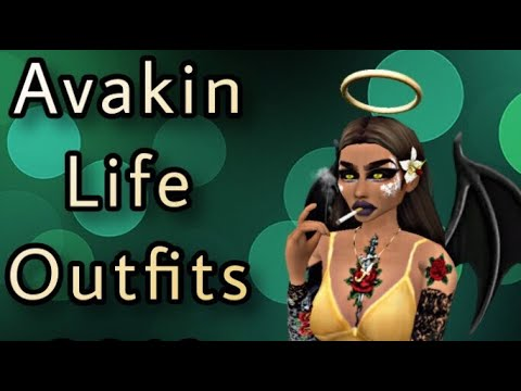 Avakin Life Outfits